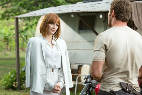 Jurassic World Blu-ray Review Szene 2