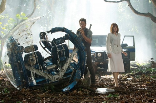 Jurassic World Blu-ray Review Szene 4