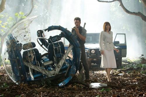 Jurassic World Blu-ray Review Szene 4
