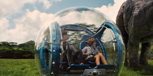 Jurassic World Blu-ray Review Szene 5
