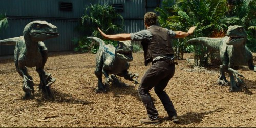 Jurassic World Blu-ray Review Szene 8