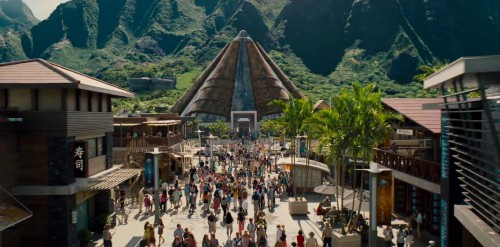 Jurassic World Blu-ray Review Szene 9