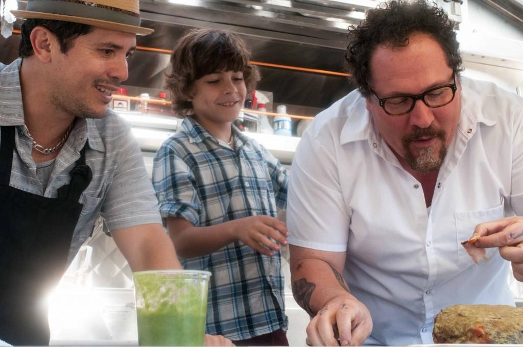 Kiss the Cook - So schmeckt das Leben Blu-ray Review Szene 3