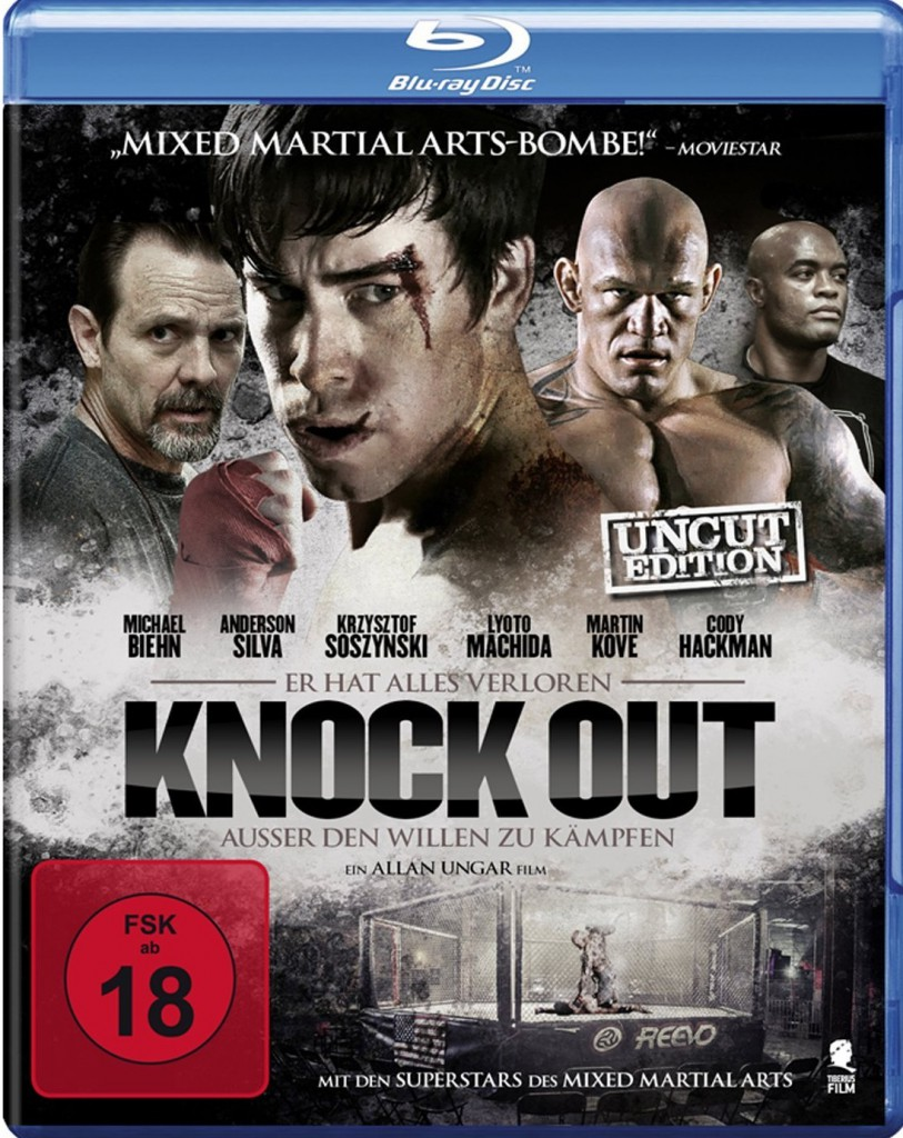 Knock Out - Tapped out Blu-ray Review Cover