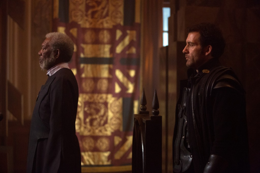 Last Knights - Die Ritter des 7. Ordens Blu-ray Review Szene 1