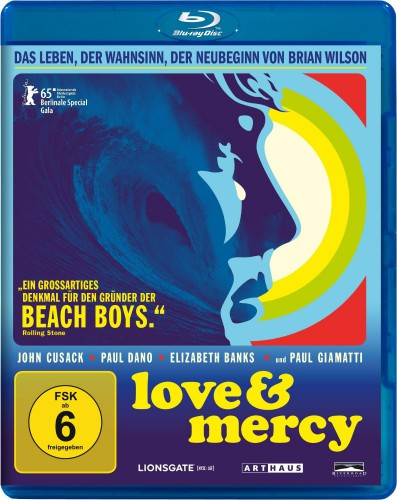 Love & Mercy Blu-ray Review Cover