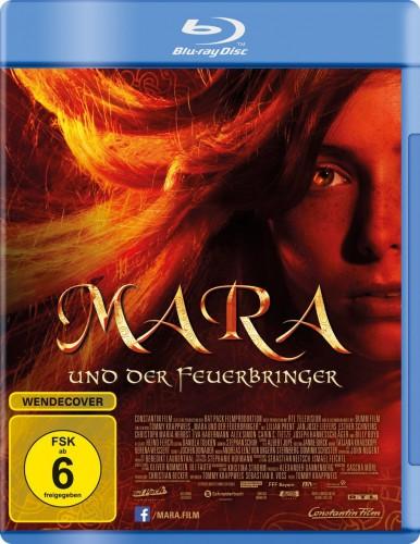 Mara und der Feuerbringer Blu-ray Review Cover