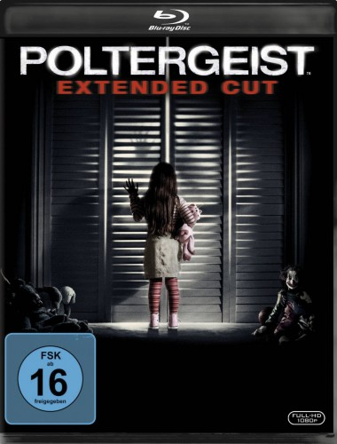 Poltergeist Extended Cut Blu-ray Review Cover