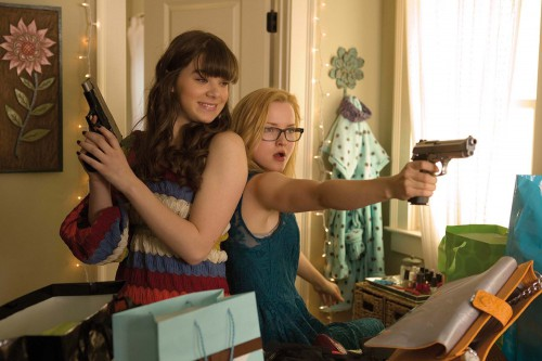 Secret Agency - Barely Lethal Blu-ray Review Szene 4