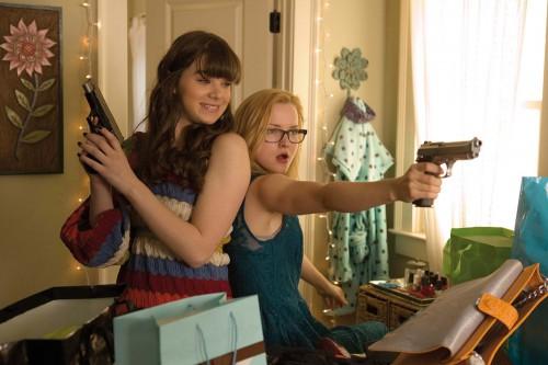 Secret Agency - Barely Lethal Blu-ray Review Szene 4