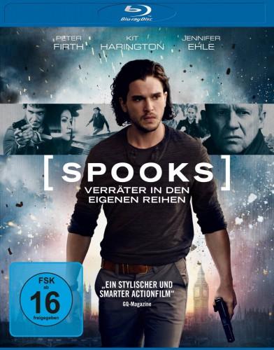 Spooks - Verräter in den eigenen Reihen Blu-ray Review Cover