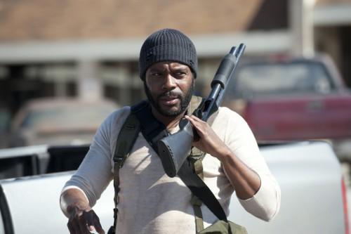 The Walking Dead Season 4 komplette vierte Staffel Blu-ray Review Szene 1