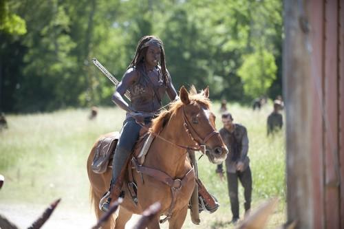 The Walking Dead Season 4 komplette vierte Staffel Blu-ray Review Szene 2