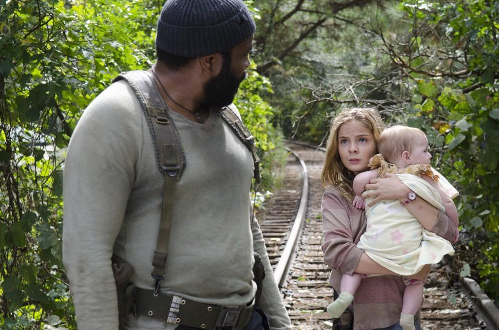 The Walking Dead Season 4 komplette vierte Staffel Blu-ray Review Szene 3