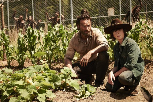 The Walking Dead Season 4 komplette vierte Staffel Blu-ray Review Szene 7