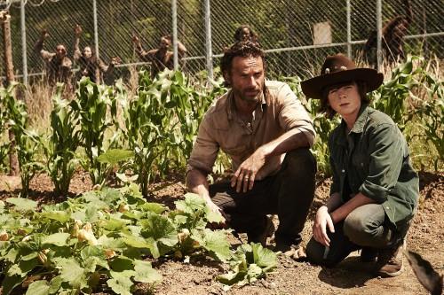 The Walking Dead Season 4 komplette vierte Staffel Blu-ray Review Szene 7