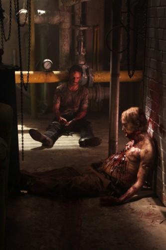 The Walking Dead komplette dritte Staffel Season 3 Blu-ray Review Szene 3