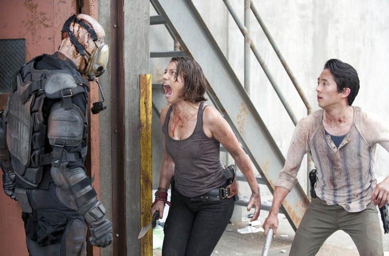 The Walking Dead komplette dritte Staffel Season 3 Blu-ray Review Szene 5