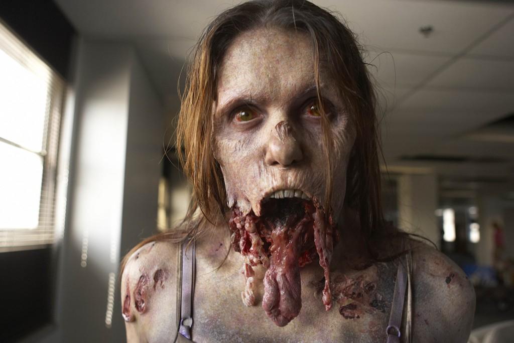 The Walking Dead komplette dritte Staffel Season 3 Blu-ray Review Szene 6