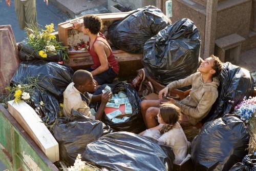 Trash Blu-ray Review Szene 3