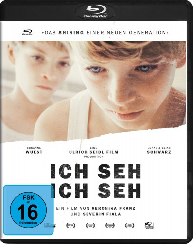 ich seh ich seh Blu-ray Review Cover