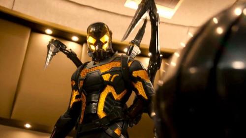 Ant-Man Blu-ray Review Szene 2