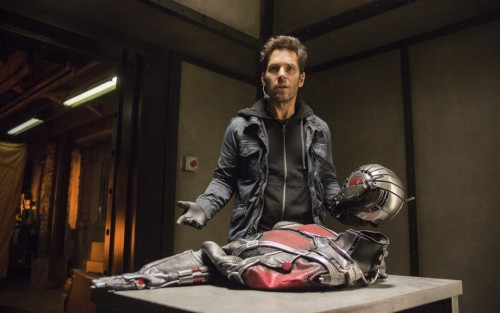 Ant-Man Blu-ray Review Szene 3