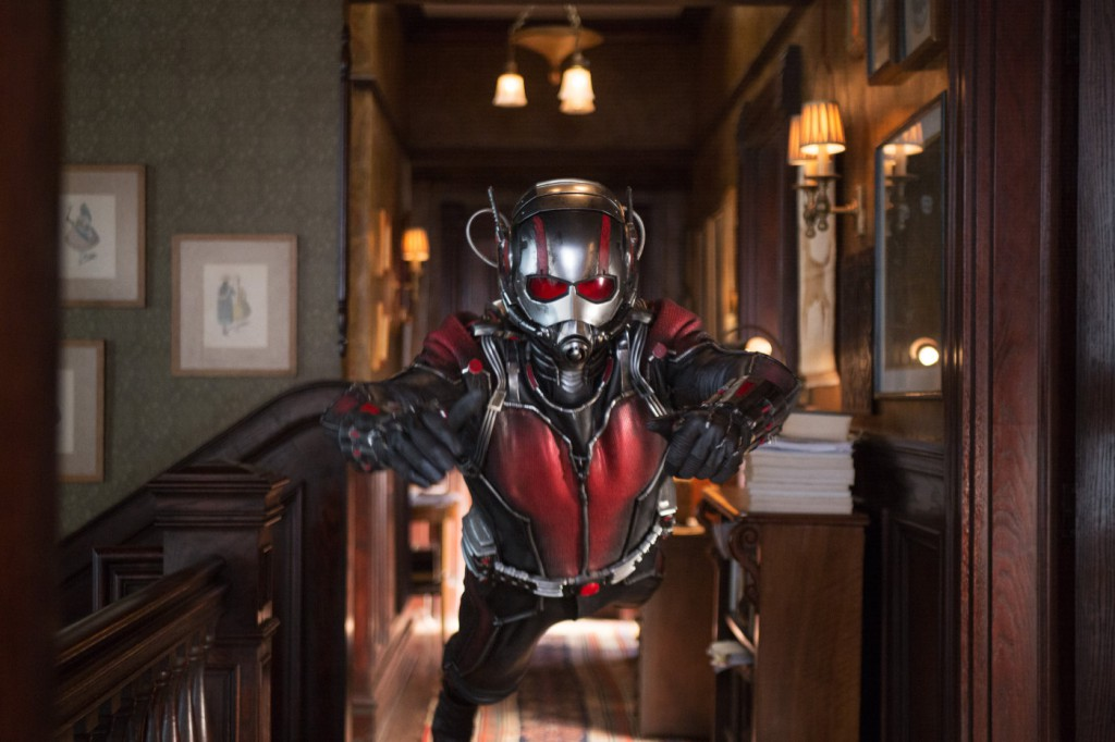 Ant-Man Blu-ray Review Szene 7