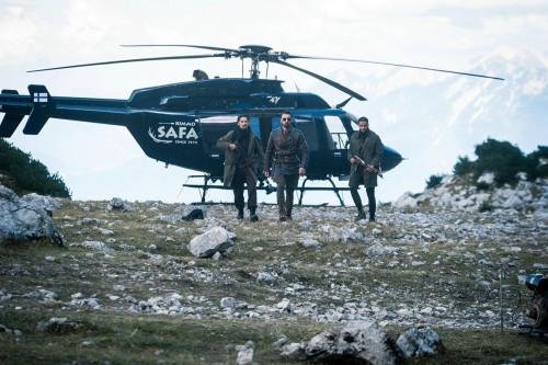Big Game - Die Jagd beginnt! Blu-ray Review Szene 3