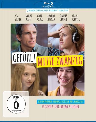 Gefühlt Mitte Zwanzig Blu-ray Review Cover