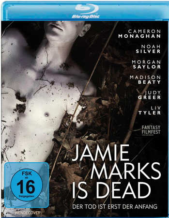 Jamie Marks is Dead - Der Tod ist erst der Anfang Blu-ray Review Cover