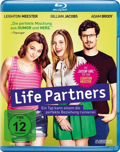 Life Partners Blu-ray Review Cover