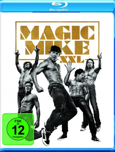 Magic Mike XXL Blu-ray Review Cover