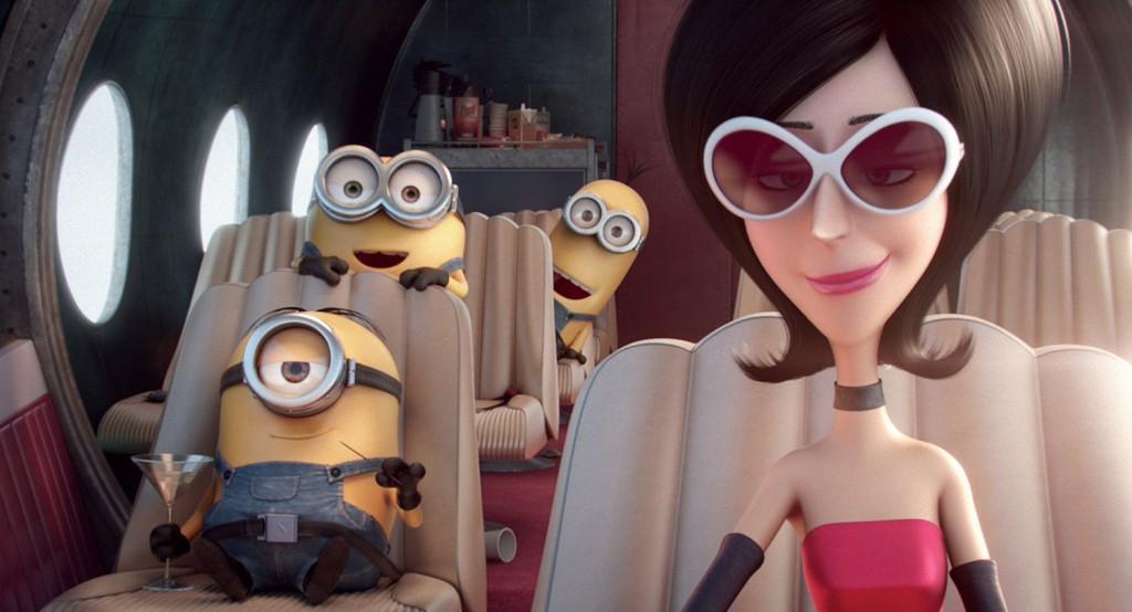 Minions 3D Blu-ray Review Szene 2