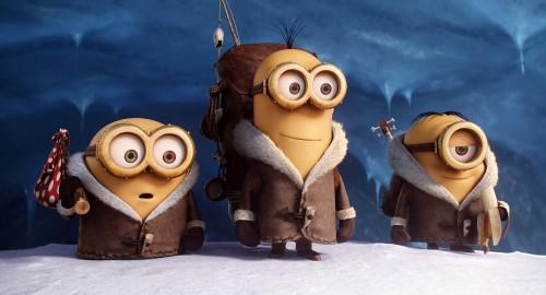 Minions 3D Blu-ray Review Szene 4
