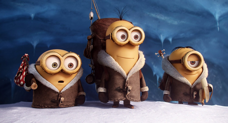 Minions 3d Blu Ray Review Rezension Kritik Bewertung
