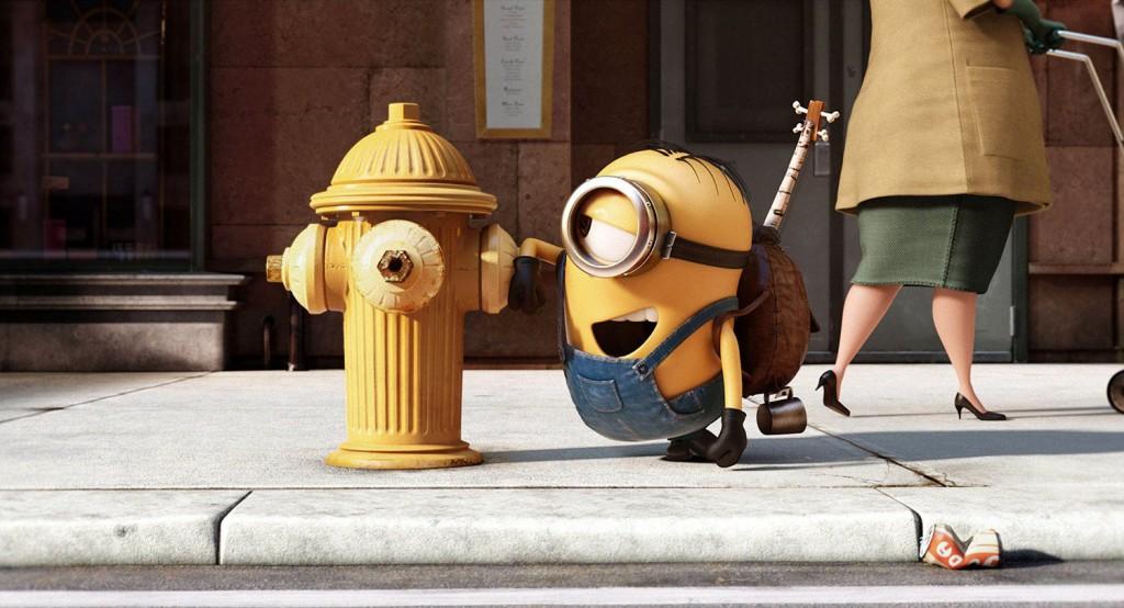 Minions 3D Blu-ray Review Szene 5