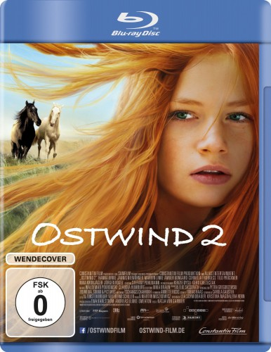 Ostwind 2 Blu-ray Review Cover