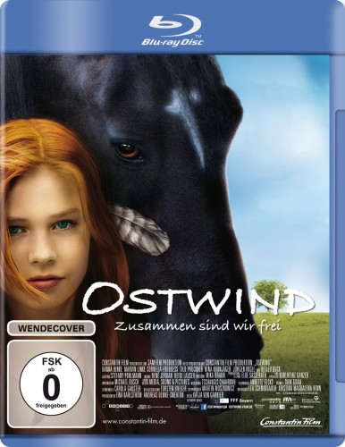 Ostwind Blu-ray Review Cover