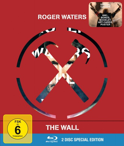 Rogers Waters The Wall Special Edition Blu-ray Review Cover