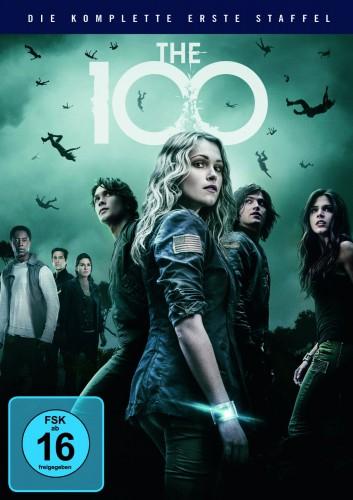 The 100 - die komplette erste Staffel Season 1 DVD Review Cover