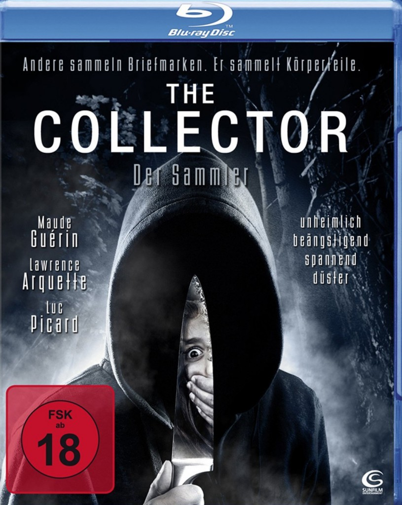 The Collector Der Sammler Blu-ray Review Cover