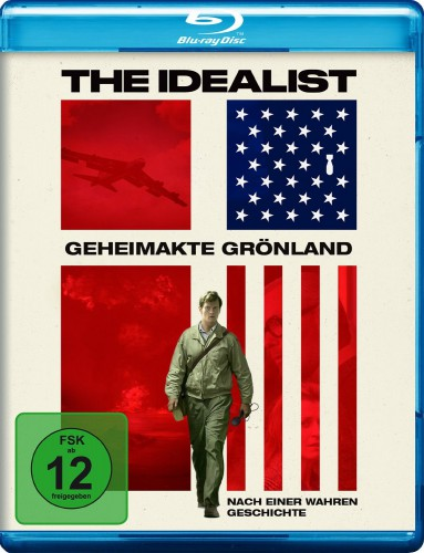 The Idealist - Geheimakte Grönland Blu-ray Review Cover