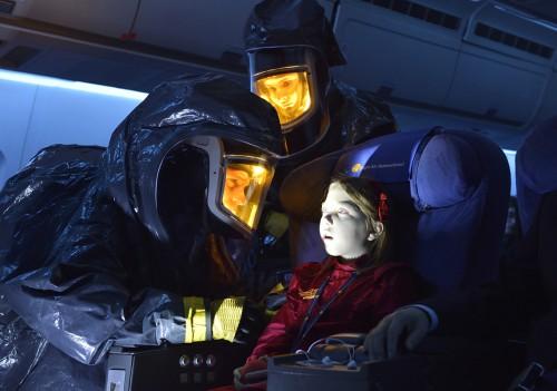 The Strain - die komplette erste Staffel Season 1 Blu-ray Review Szene 4