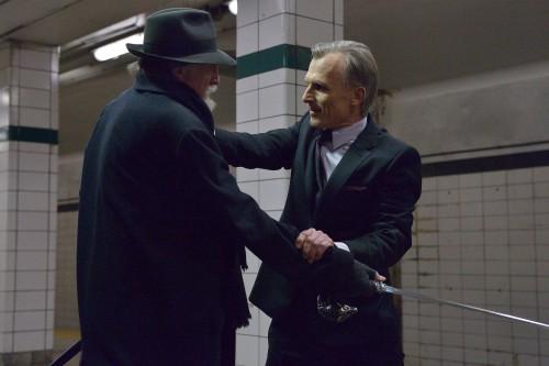 The Strain - die komplette erste Staffel Season 1 Blu-ray Review Szene 5