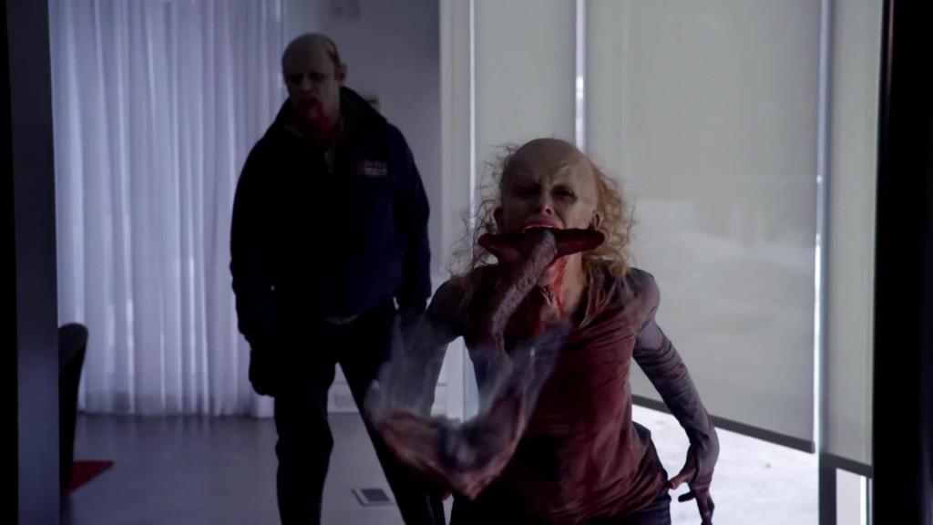 The Strain - die komplette erste Staffel Season 1 Blu-ray Review Szene 6