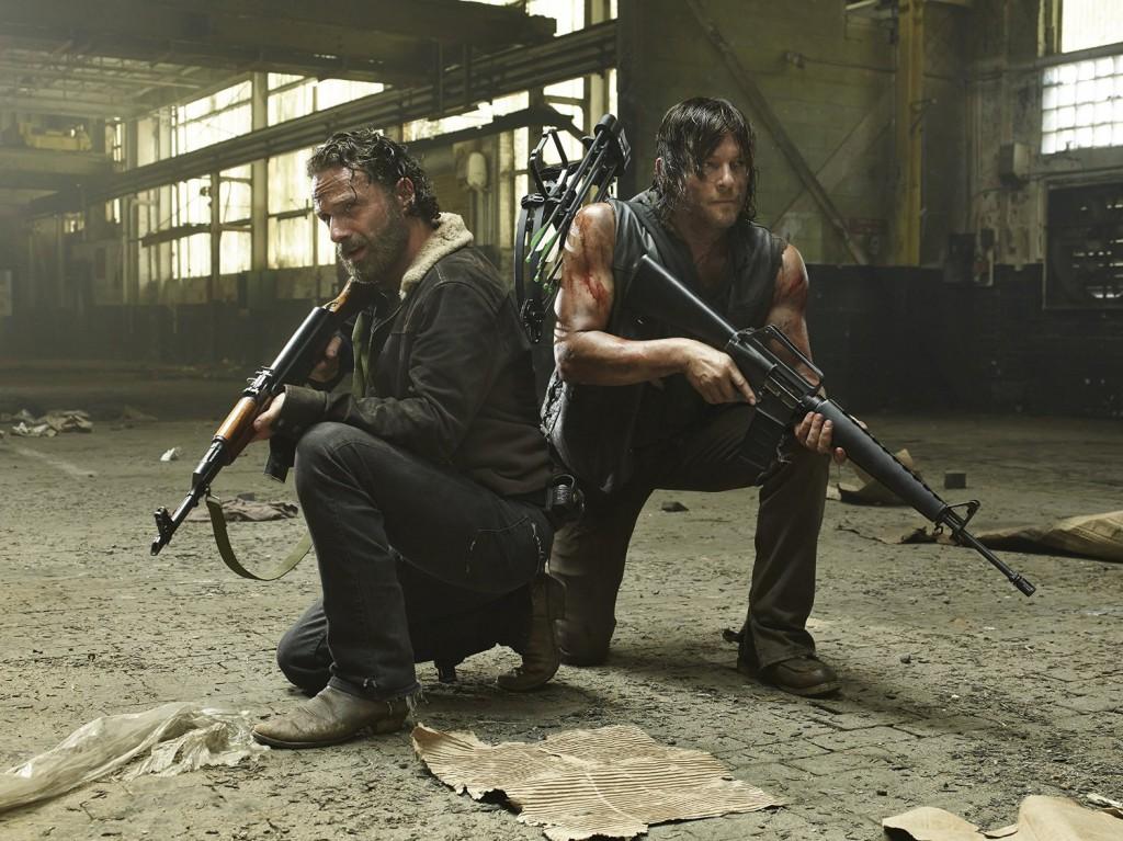 The Walking Dead Season 5 Blu-ray Review Szene 1