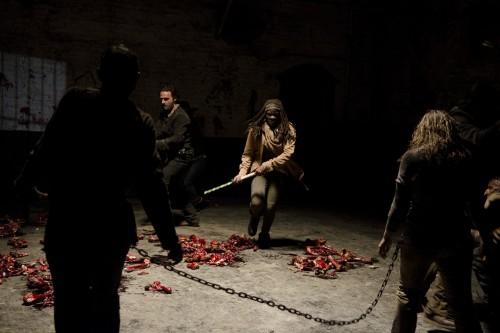 The Walking Dead Season 5 Blu-ray Review Szene 7a