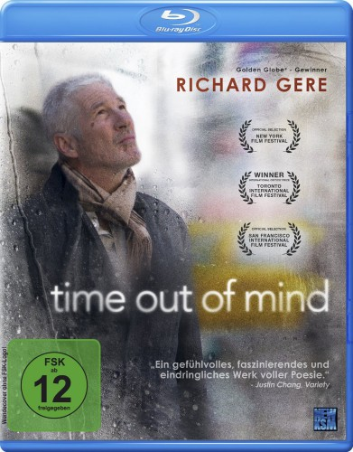 Time out of Mind Blu-ray Review Cover