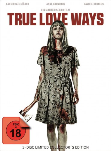 True Love Ways Blu-ray Review Cover